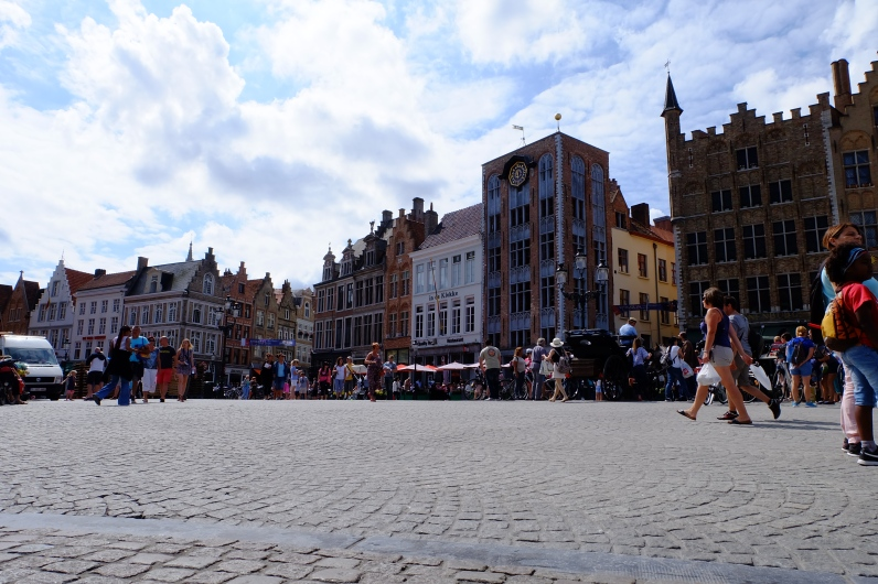 Bruges 3 August 2016
